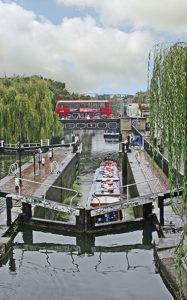 Am Regent's Canal