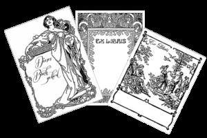 Cavendish's Book Club | ExLibris