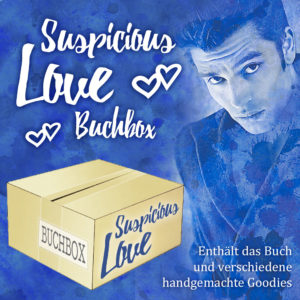 Suspicious Love Buchbox