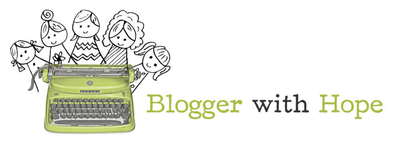 Blogger With Hope