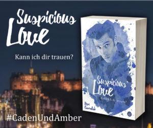 Suspicious Love Liebesroman